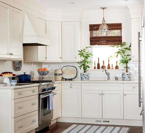 A gorgeous, modern kitchen.