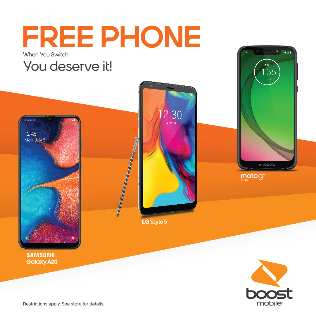 Free Phones