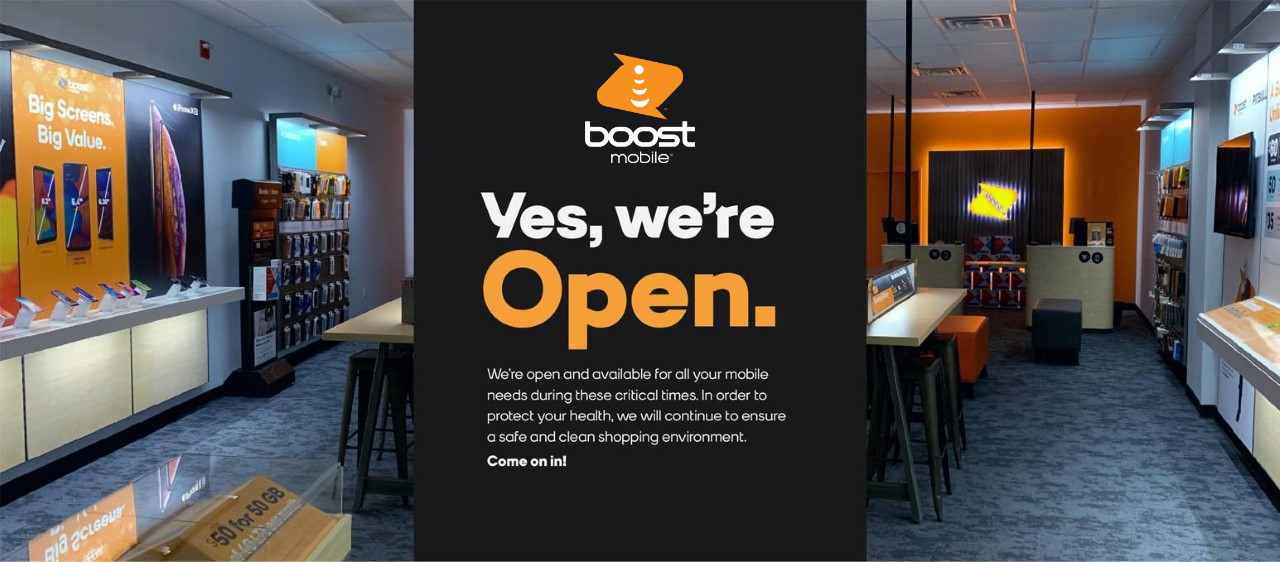 Find a Boost Local Store Near You